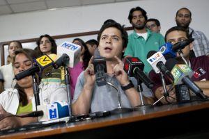 Sigue tensión en Venezuela