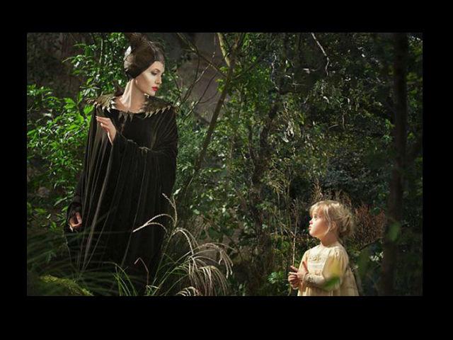 La más pequeña del clan Jolie Pitt tendrá así su debut en la pantalla grande.