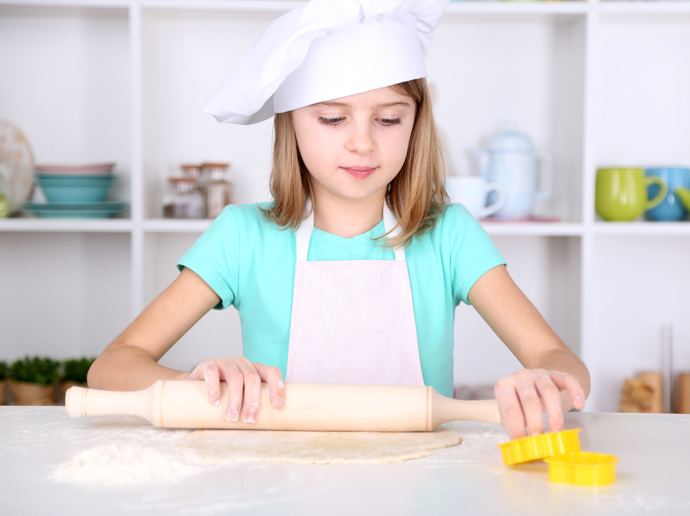 Recipes for kids: the benefits of getting kids in the kitchen