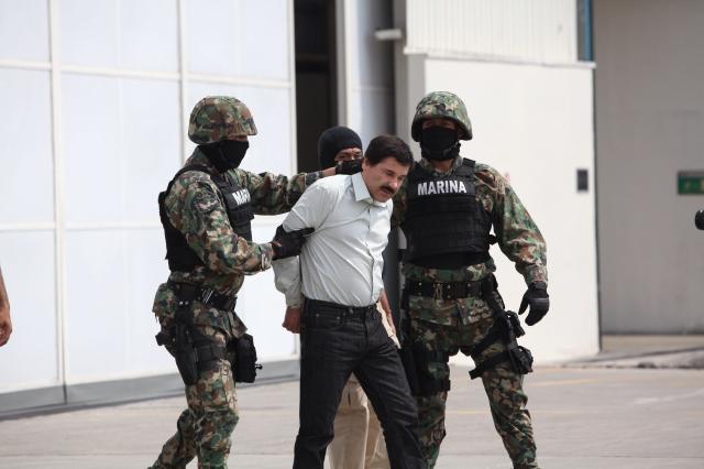 Cómo se distribuyen los carteles que manejan el narcotráfico en México