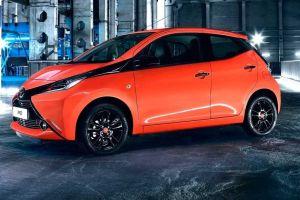 La segunda generación del Toyota AYGO