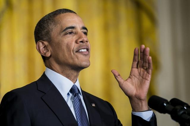 Obama intenta aplacar ánimos