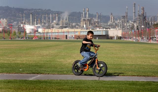 Vecinos de Wilmington amenazados por contaminación