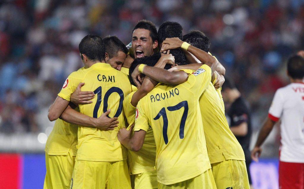 Giovani y Aquino son convocados para juego Villarreal – Athlétic