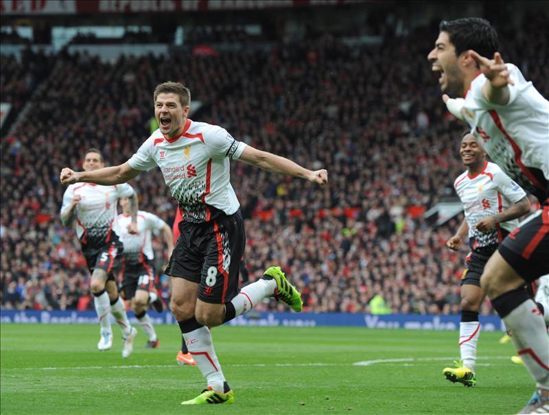 El Liverpool asalta Old Trafford y hunde más al United