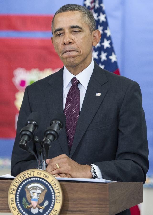 Obama en tensión por referéndum de Crimea