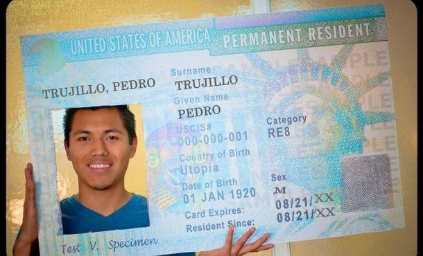 Lanzan campaña por 'tarjetas verdes' para inmigrantes
