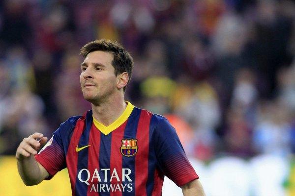 """Messi: """"Mientras la gente me quiera, seguiré en Barcelona"""""""