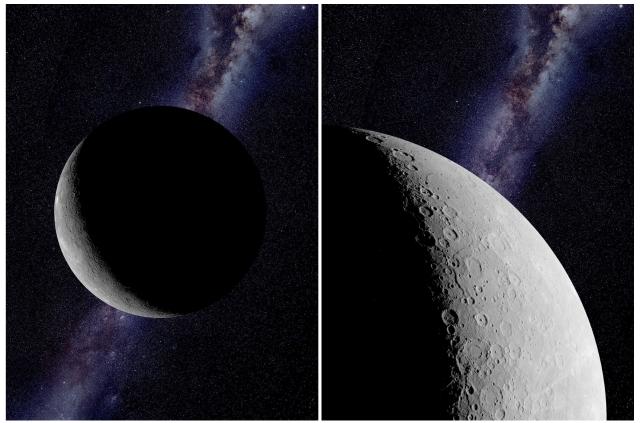 Mercurio se redujo 7 kms.