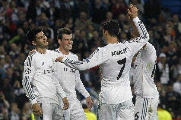 Real Madrid sella su pase a cuartos de Champions (Video)