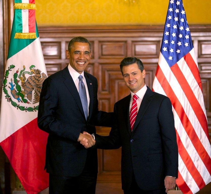 Obama apostaría tequila al presidente Peña Nieto