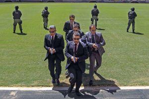 A lo SWAT, en Brasil hicieron un simulacro de rescate