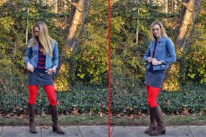 Rocking your street style with panache