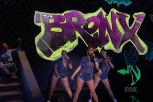 J.Lo subió la temperatura en American Idol