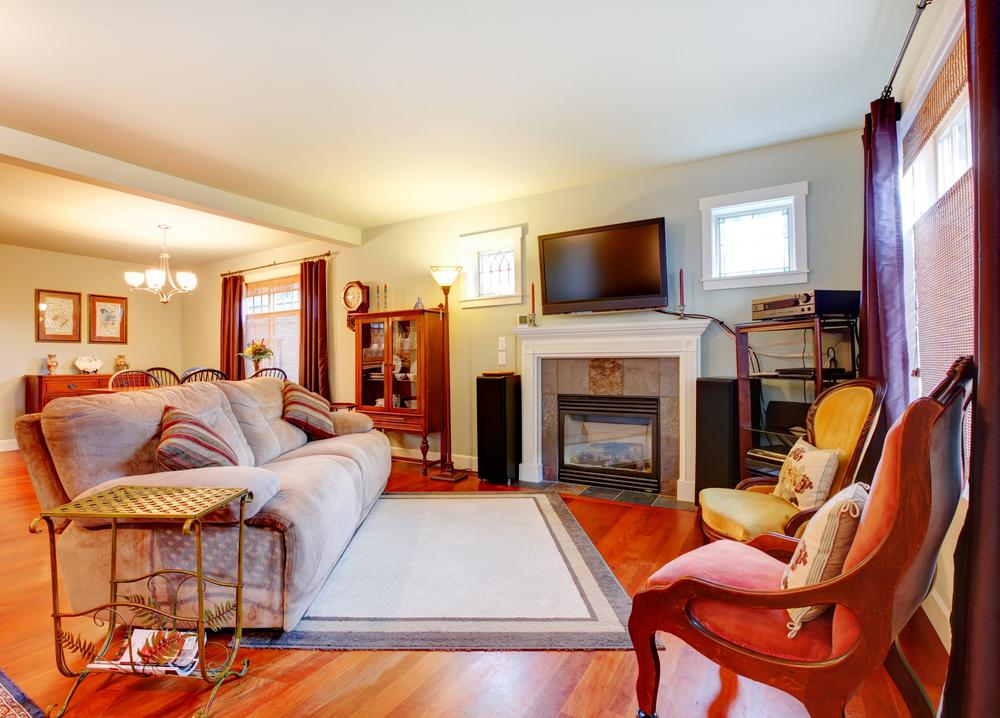 El encanto de los muebles rústicos en la decoración moderna