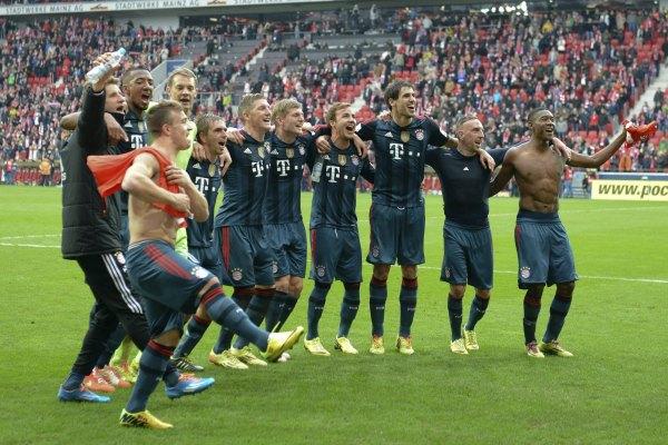 Bayern Munich gana y está a un paso de conquistar la Bundesliga (Video)