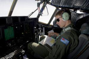 Nuevos rastros en la búsqueda de avión