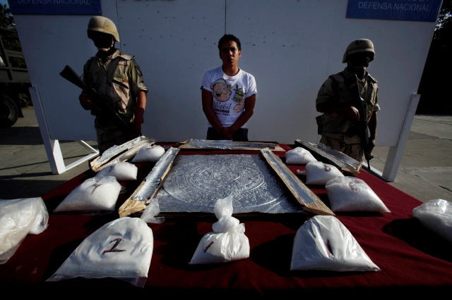 Nutre México a EEUU de metanfetaminas