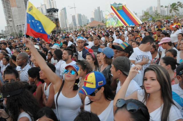 Venezuela en tensión