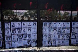 Protestan por genocidio