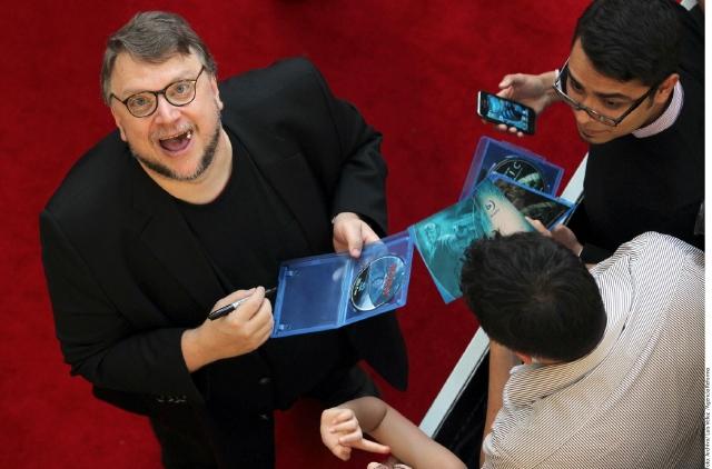 Guillermo del Toro sigue buscando nuevo talento