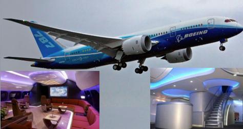 Piden cancelar venta de lujoso avión para Peña Nieto