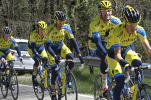 Alberto Contador quiere la cuarta etapa de Volta a Catalunya