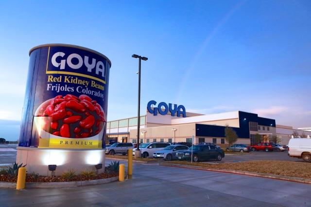 Goya Foods amplía producción