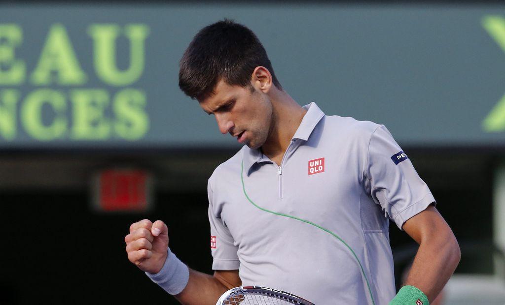 Djokovic y Na Li llegan a semifinales en Miami