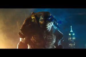 Muestran el primer tráiler de 'Las Tortugas Ninja'