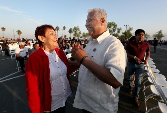 Familiares de César Chávez opinan del film de Diego Luna