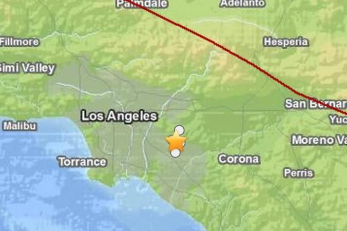 Sismo de 5.1 magnitud estremece el sur de California
