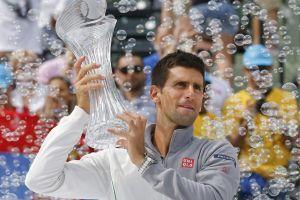 Djokovic bate a Nadal y gana su cuarto Masters 1000 de Miami