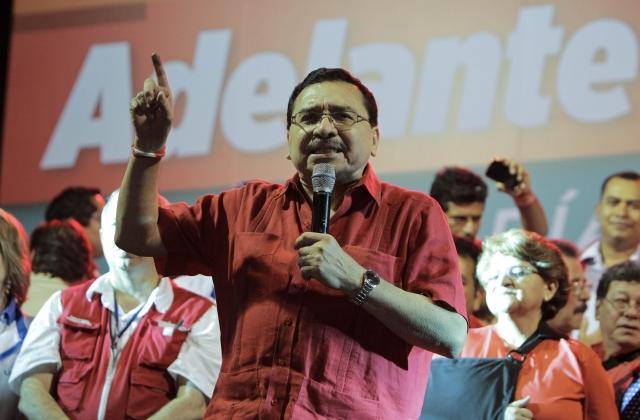 Comunismo ya 'no asusta' en El Salvador: FMLN