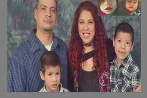 Pareja acusada de raptar hijos se entregó en frontera de CA