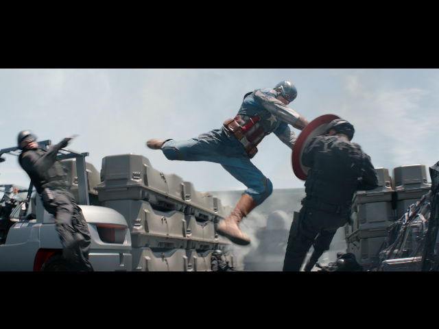 Descubre al jefe de los super héroes