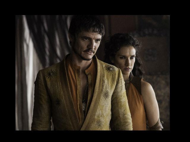 Pervertido y furioso, así es Pedro Pascal en 'Game of Thrones'