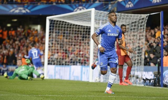 Mourinho busca delantero goleador