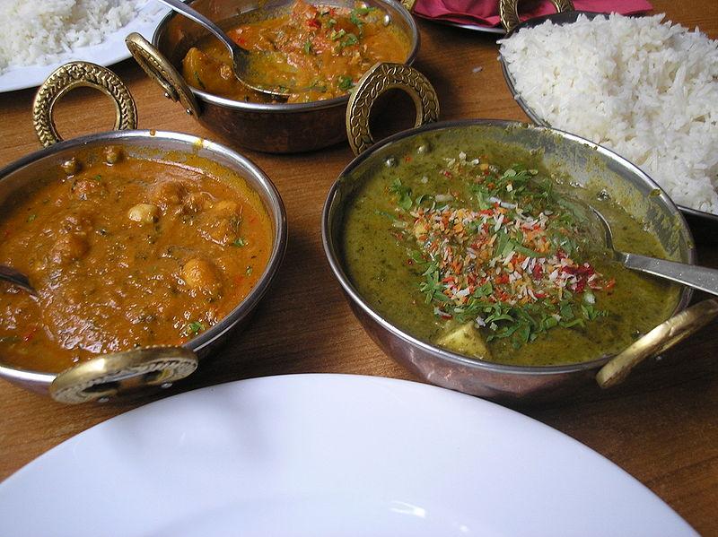 Sabores indios y delicias exóticas