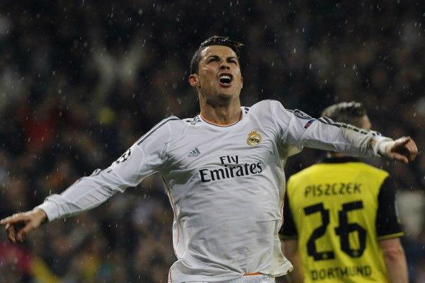 Real Madrid empieza a fraguar su venganza; 3-0 al Dortmund (Video)