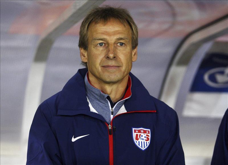 Klinsmann no dará la lista oficial de Estados Unidos hasta el 2 de junio