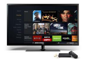 Amazon  vende ahora FireTV