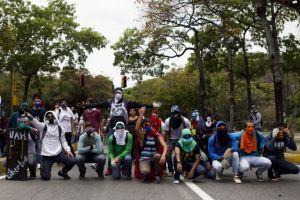 Nuevos choques en Venezuela