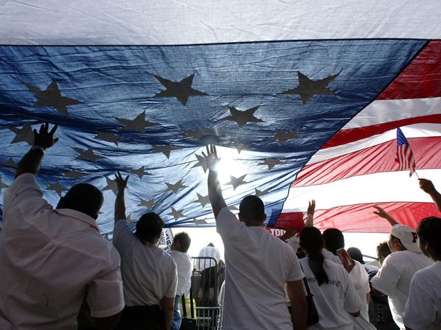 Celebran el Día de Acción Nacional por los Inmigrantes