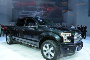 Ford agrega un sistema de reciclaje innovador a su F150
