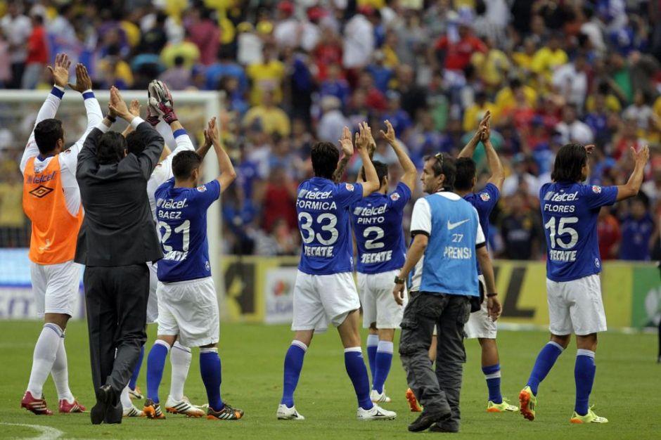 Cruz Azul recibe a Tijuana rumbo a final de Concachampions