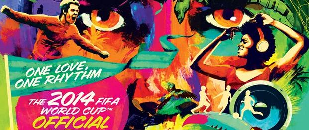 FIFA divulga canción oficial y álbum completo para Brasil 2014