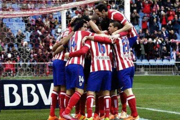 La Caldera del Vicente Calderón en Champions League