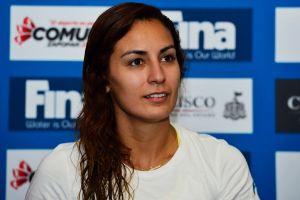 Mexicana Paola Espinosa quiere ir a la Copa del Mundo en China