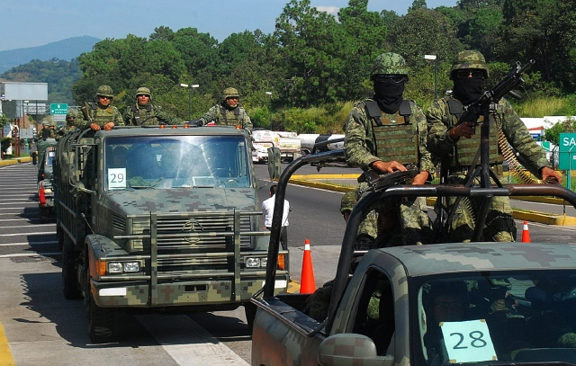 Al menos 28 muertos en Tamaulipas en 4 días